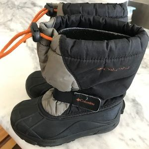 Columbia size 12 snow boots